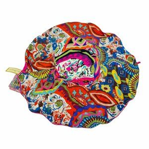 NWT Jeanne Simmons Women Reversible Sun Bucket Hat